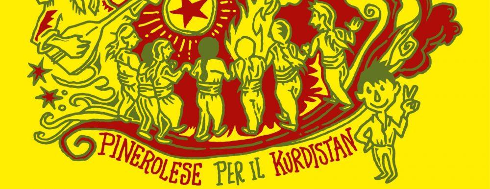 Pinerolese per il Kurdistan